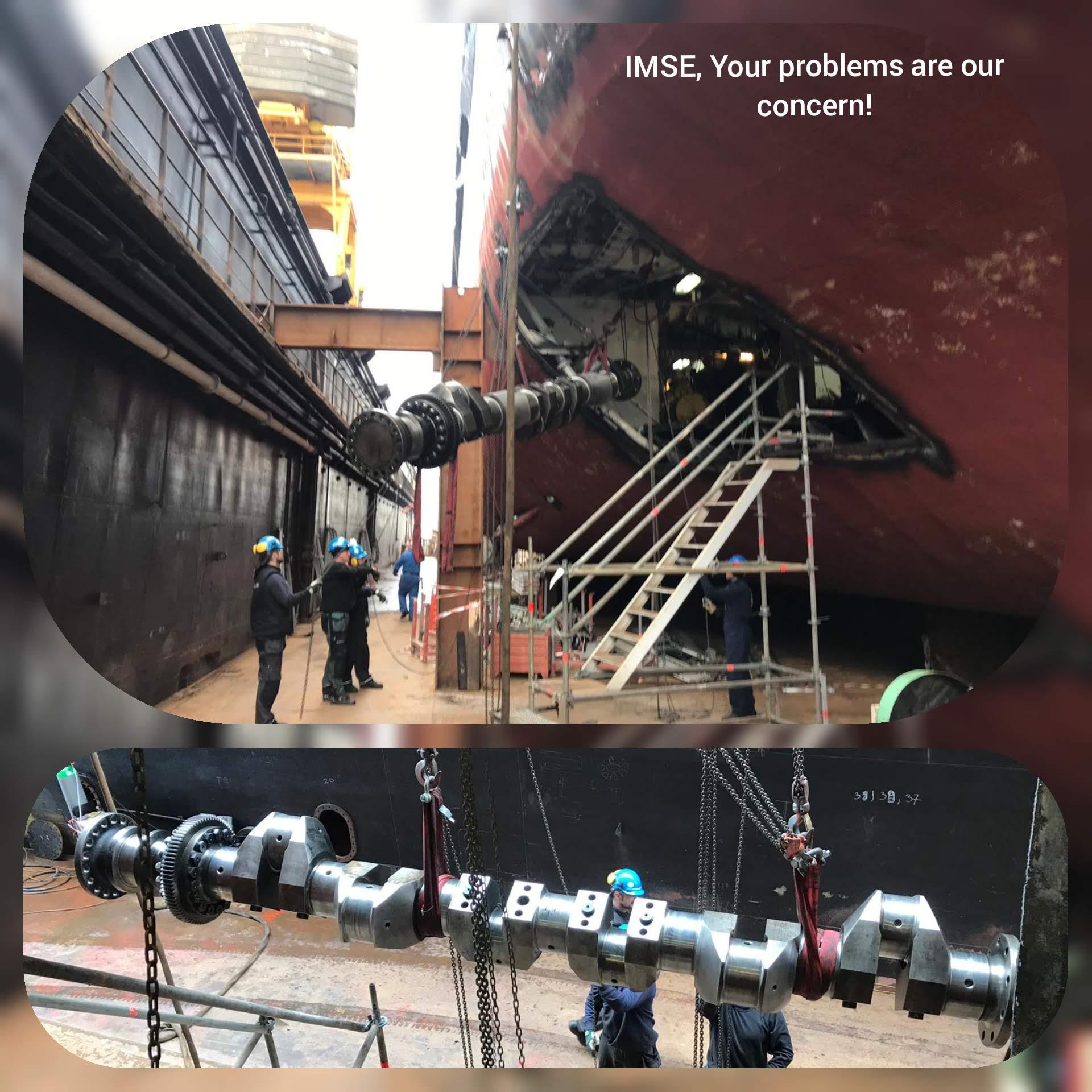 Photo Gallery - IMSE Industrial & Marine ServicesIMSE Industrial